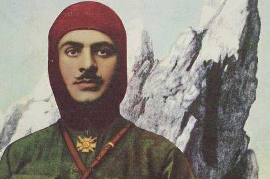 Armenischer Antisemitismus: Garegin Nschdeh